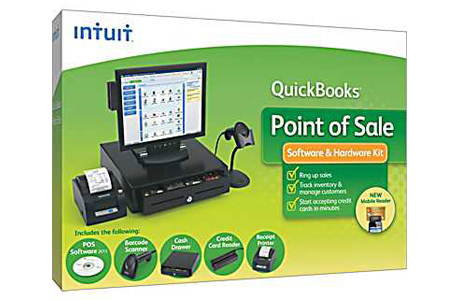 Pittsylvania County Quickbooks POS